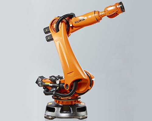 KUKA industrial automation
